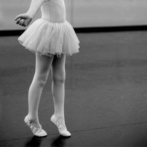 dançarina da modalidade ballet funcional