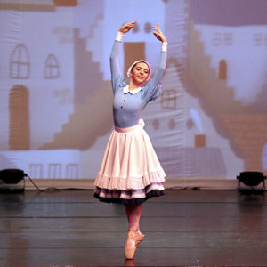 ballet solo ateliê movimento e expressão