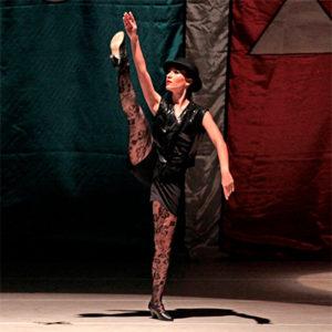garota dançando jazz atelie movimento e expressão