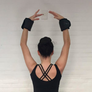 ballet funcional bailarina de preto