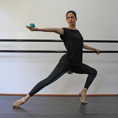 dançarina ballet funcional
